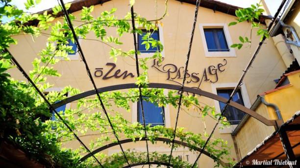 Ô zen le passage in aix en provence restaurant reviews menu and