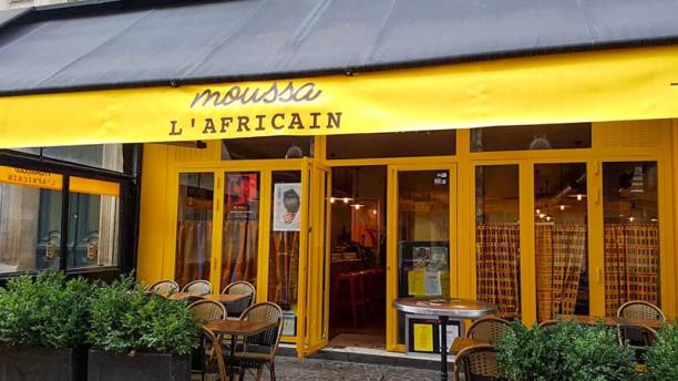Moussa L'Africain Entrée