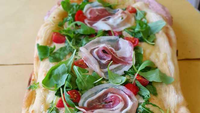 Pizza - Agrumotto, Rome