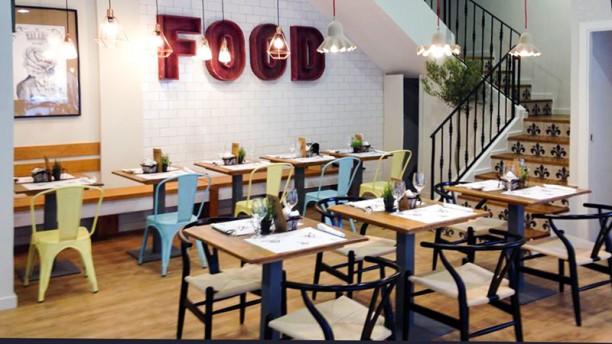 Bocados Café - Ortega y Gasset 55 El estilo
