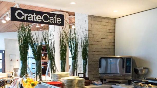 Crate Café The ambient