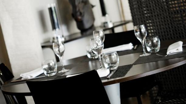 Le Green Saint-Lazare Table dressée