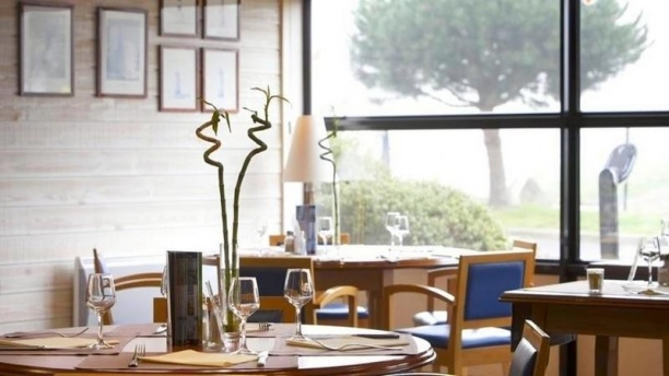 Restaurant Le Transat Restaurant Le Transat - BritHôtel Saint Malo