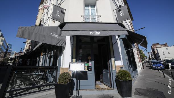 158 Côté Piscine Bienvenue au 158 côté piscine, Boulogne Billancourt