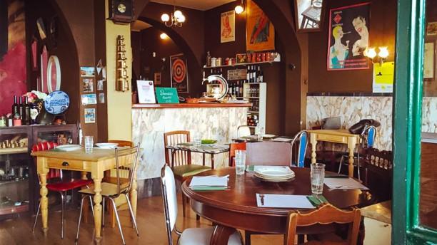 Taberna da Esperança sala do restaurante