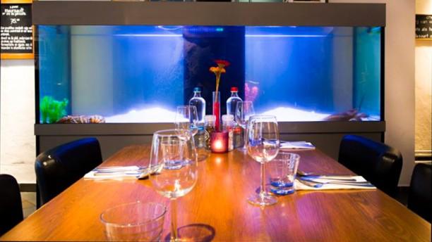 Brasserie 't Crabbetje restaurantzaal