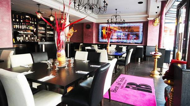 Best Of India Salle du restaurant