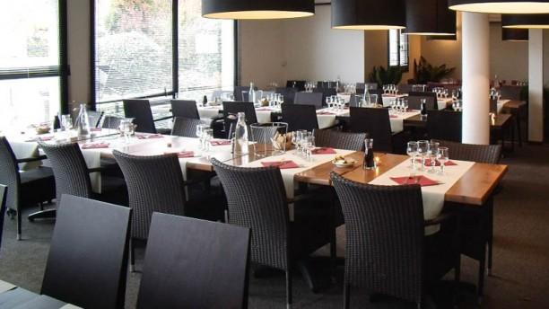 Restaurant restaurant du golf de villennes sur seine for Restaurant ville lasalle