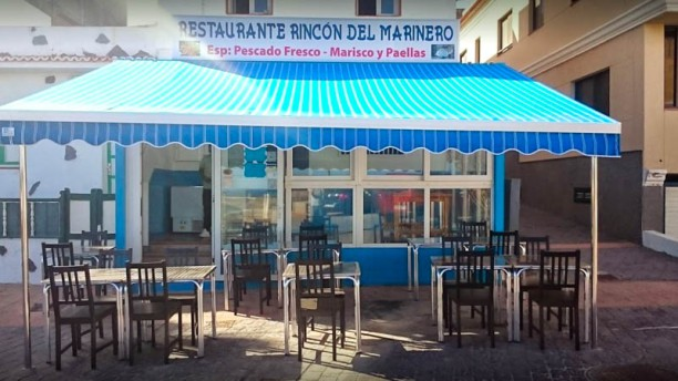 Rincón del Marinero Terraza