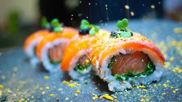 Yasu Sushi Lounge Sugestão do chef