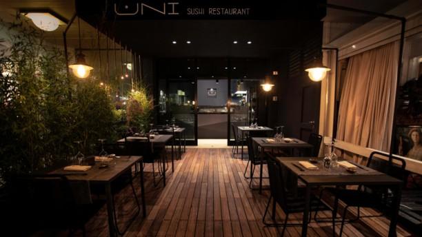 Uni Sushi Restaurant Panoramica locale