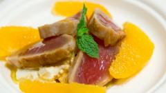 Pisca Sardinian Fishburger