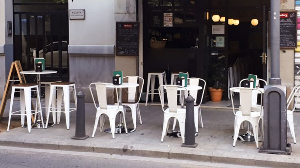 Ritual In Valencia Restaurant Reviews Menu And Prices