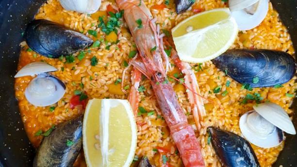 Barcino Paella de marisco