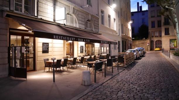 Bistrot La Varenne Terrasse
