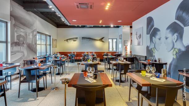 Café Llorca Aperçu de l'intérieur