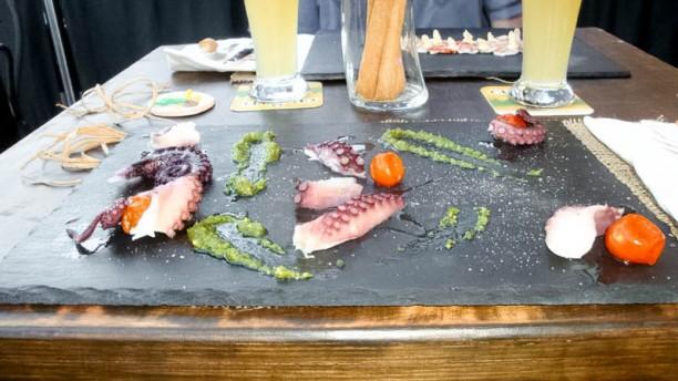 BeerEstaurant antipasti di pesce