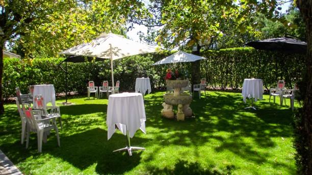 Girondins de Bordeaux jardin
