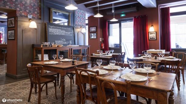 Restaurant le bistrot d 39 abel lyon 69002 h tel de for Restaurant ville lasalle