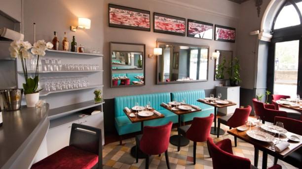 Restaurant Sequana Paris