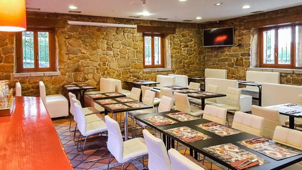 BBQ Burger - Torrelodones Vista sala