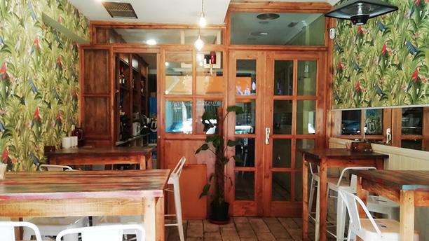 De la Cruz Pasta & Pizza Bar Vista sala