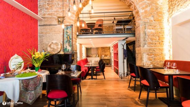 restaurant mojgan lyon 69001 croix rousse t te d 39 or menu avis prix et r servation. Black Bedroom Furniture Sets. Home Design Ideas