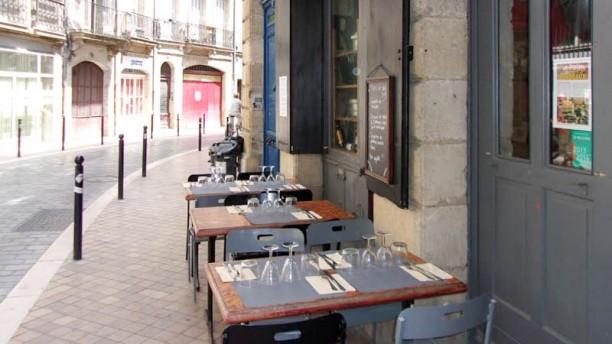 Toque & Broc terrasse