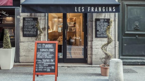 Les Frangins façade