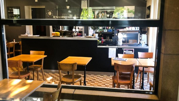 CZ Restaurant Vue de la salle