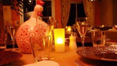 restaurant - Le chant du coq - Annay-la-Côte