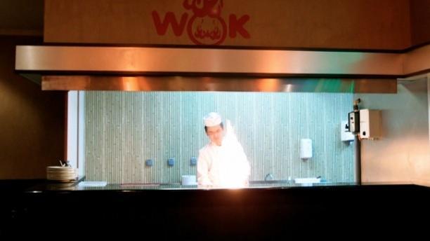 Royal Wok Côté cuisine