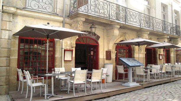 Restaurant A Cantina Rue Kervegan