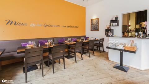 L'Ivre de Cuisine, Ixelles