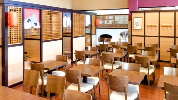 Sapporo La sala