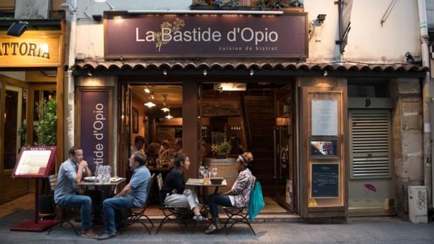 La Bastide d'Opio Devanture