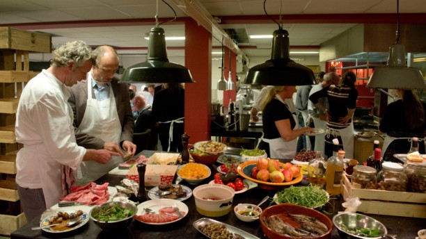 Hotel quartier du port in rotterdam restaurant reviews for Boutique hotel quartier du port