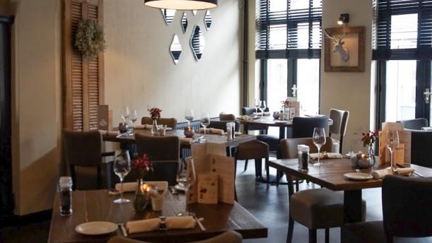 Bistro De Leckernij Oosterhout Het restaurant