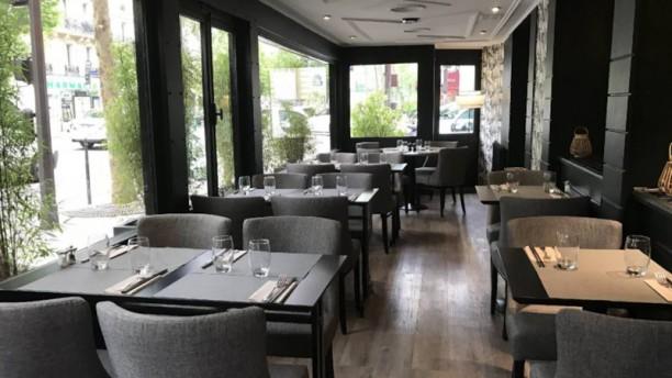 Lotus de Thaï Salle du restaurant