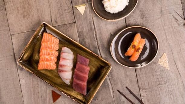 Côté Sushi Le Raincy Suggestion du chef