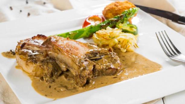 La Piemontesa - Sant Cugat Sugerencia del chef