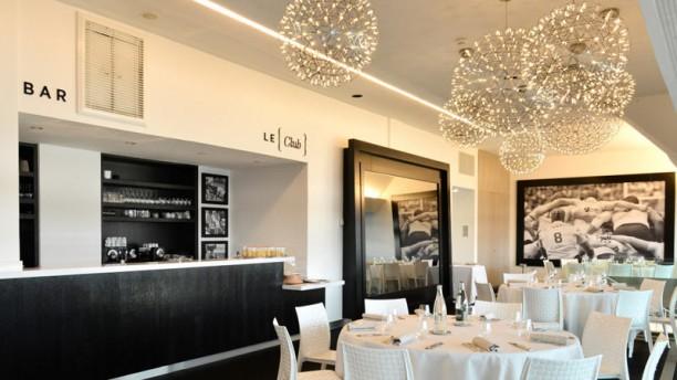 Le Club (restaurant du Stade de France) Salle du restaurant