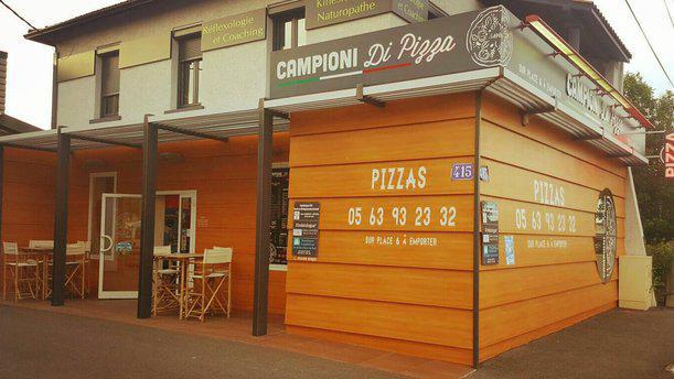 Il Tavolino pizzeria facade