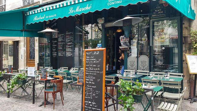 Le Marché - Restaurant - Paris