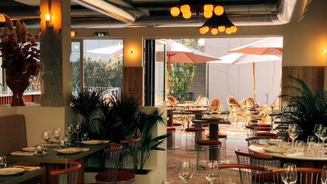 Laïa - Restaurant - Paris