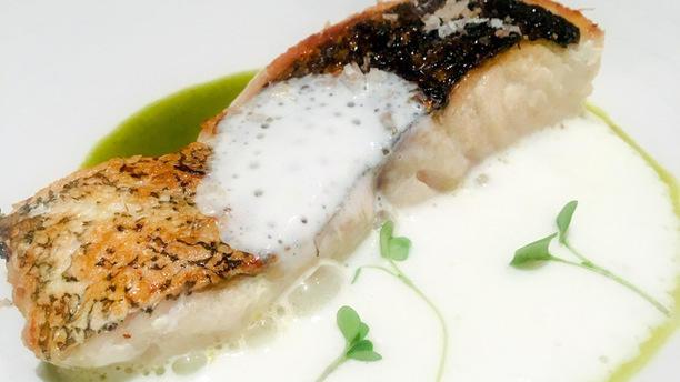 Restaurante Luna Llena Sugerencia del chef