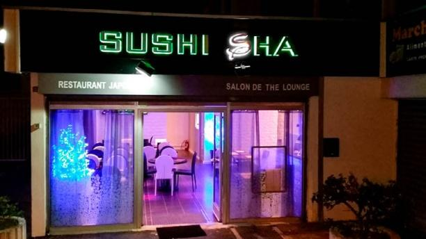 Sushi Sha Devanture