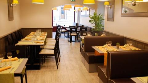 restaurant - Entre Loire et Sologne - Guilly