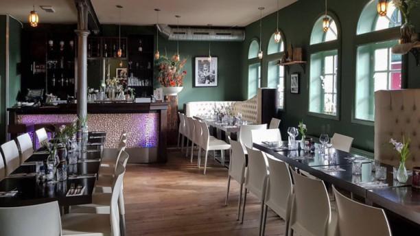 Moodz Bovenverdieping restaurant ook voor grote groepen
