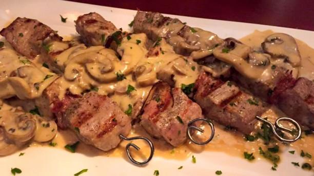 Restaurant Gregor Suggestie van de chef